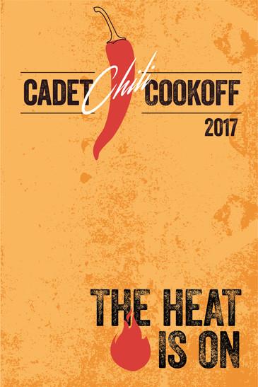 Cadet Chili Cookoff 2017