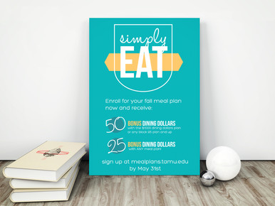 Simply Eat Campaign