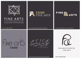 CSISD Fine Arts Logos