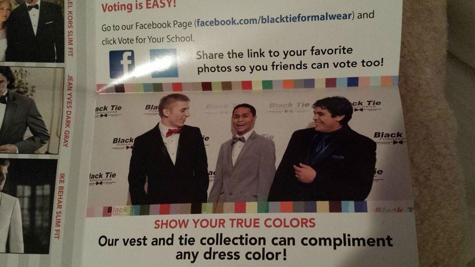 Black Tie Campaign