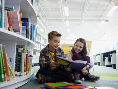Stadtbücherei und EKG kooperieren