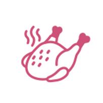 Grilled Chicken, Rice and Seasonal Veggies