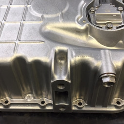 Honda K Series Sump Vapour Blast cleaned