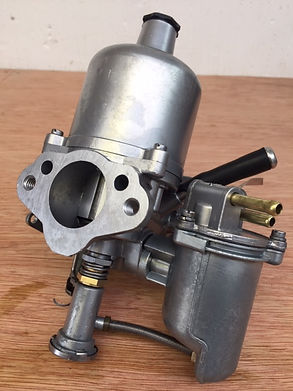 SU Carb after Vapour Blasting and Ultrasonic Cleaning