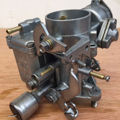 Aircooled VW Beetle/Camper Carb after vapour blasting and Ultrasonic Cleaning