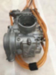 Ultra Sonic cleaned carb