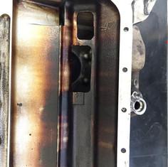 BMW M3 E36 engine parts needing Aqua blasting