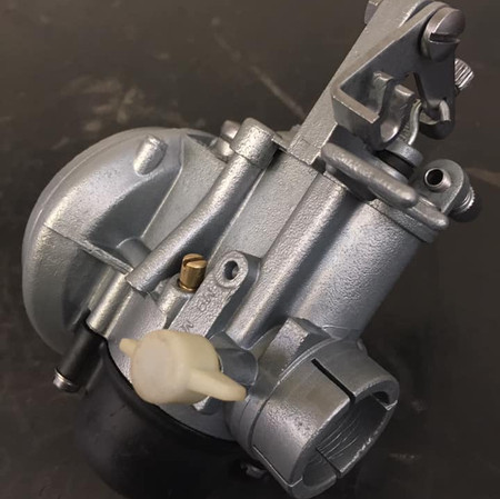 Vespa dellorto carb Vapour blast and Ultrasonic cleaned before reassembled with new service kit