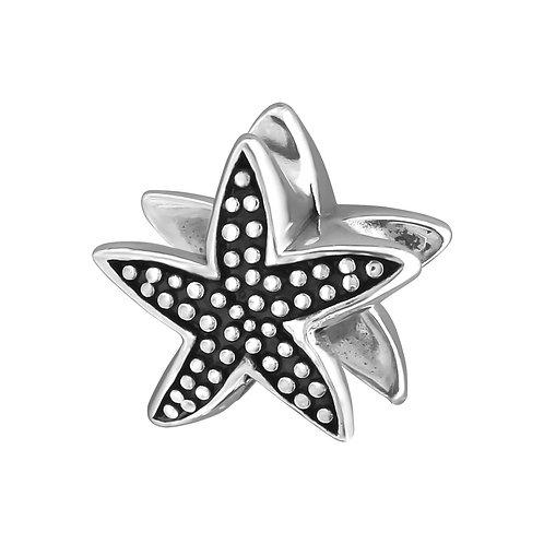 Starfish Beaded Charm