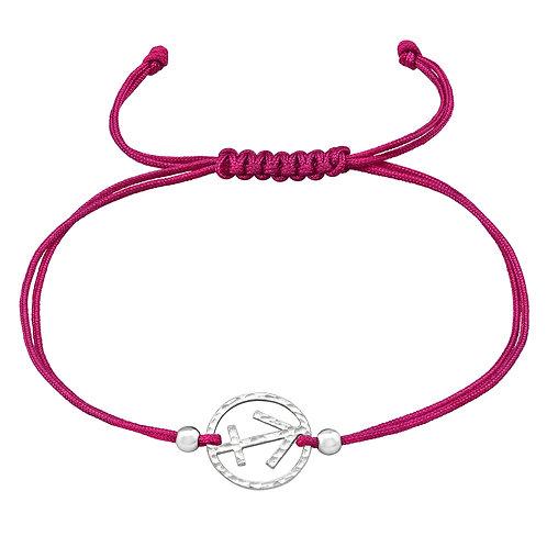 Sagittarius Zodiac Bracelet