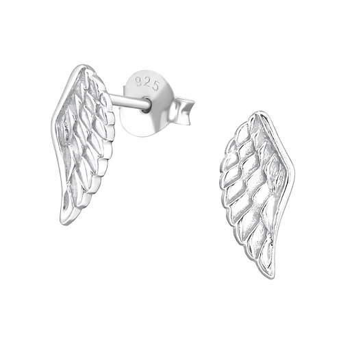 Angel wing  Ear Studs