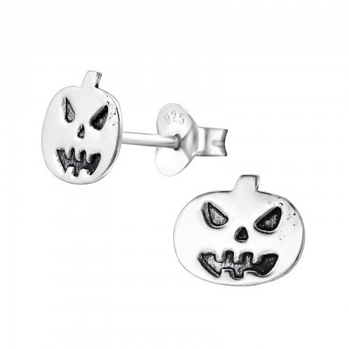 Pumpkins Sterling Sliver Ear Studs