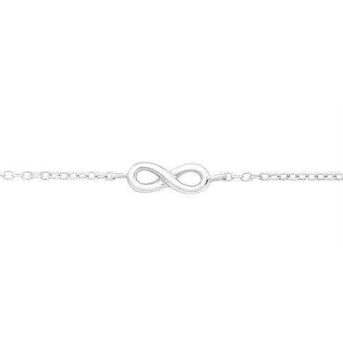 Infinity  Chain Bracelet