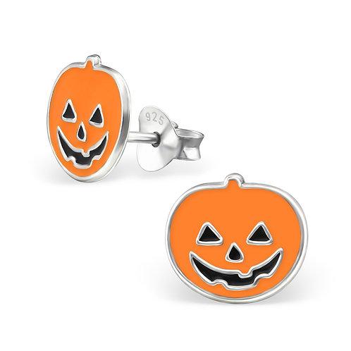 Pumpkins Ear Studs