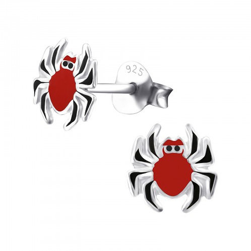 Spider Ear Studs