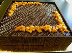 Cheese cake al mango
