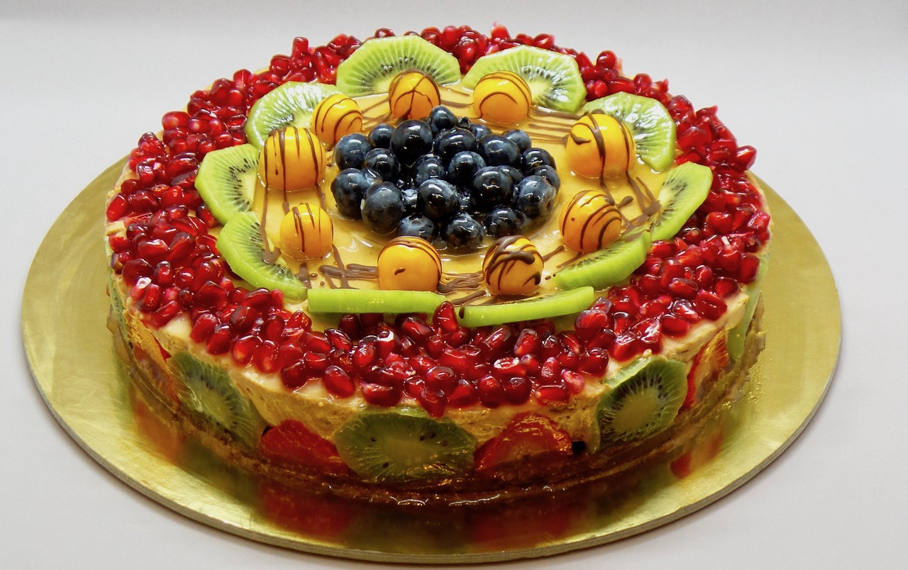 Chesse cake alla frutta