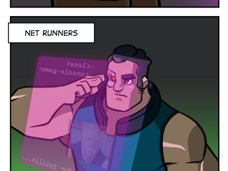 Cyberpunk Player Types