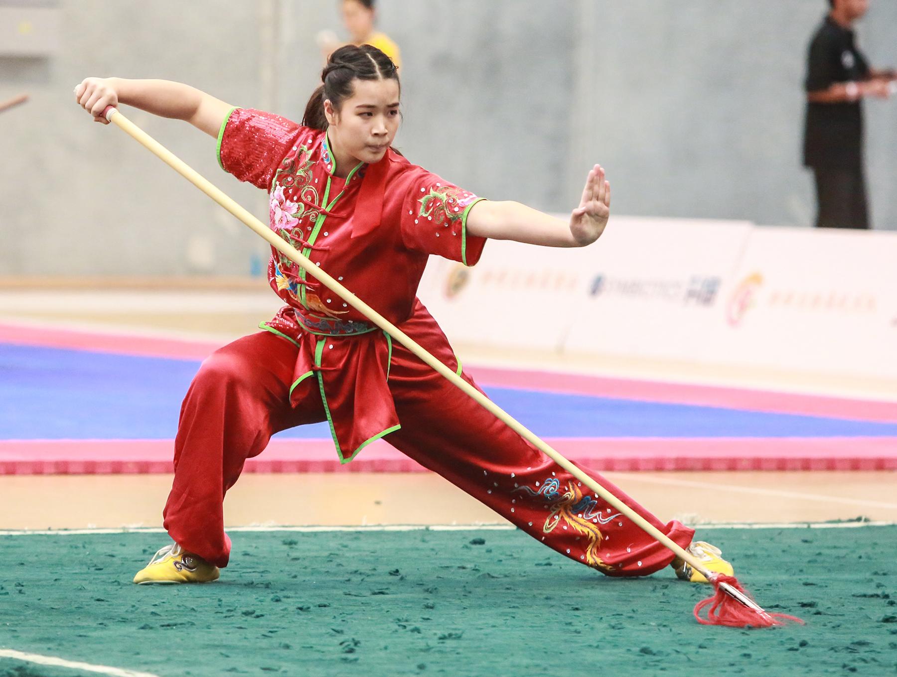 NZ Wushu 2019 Champs- Annabelle Liang000