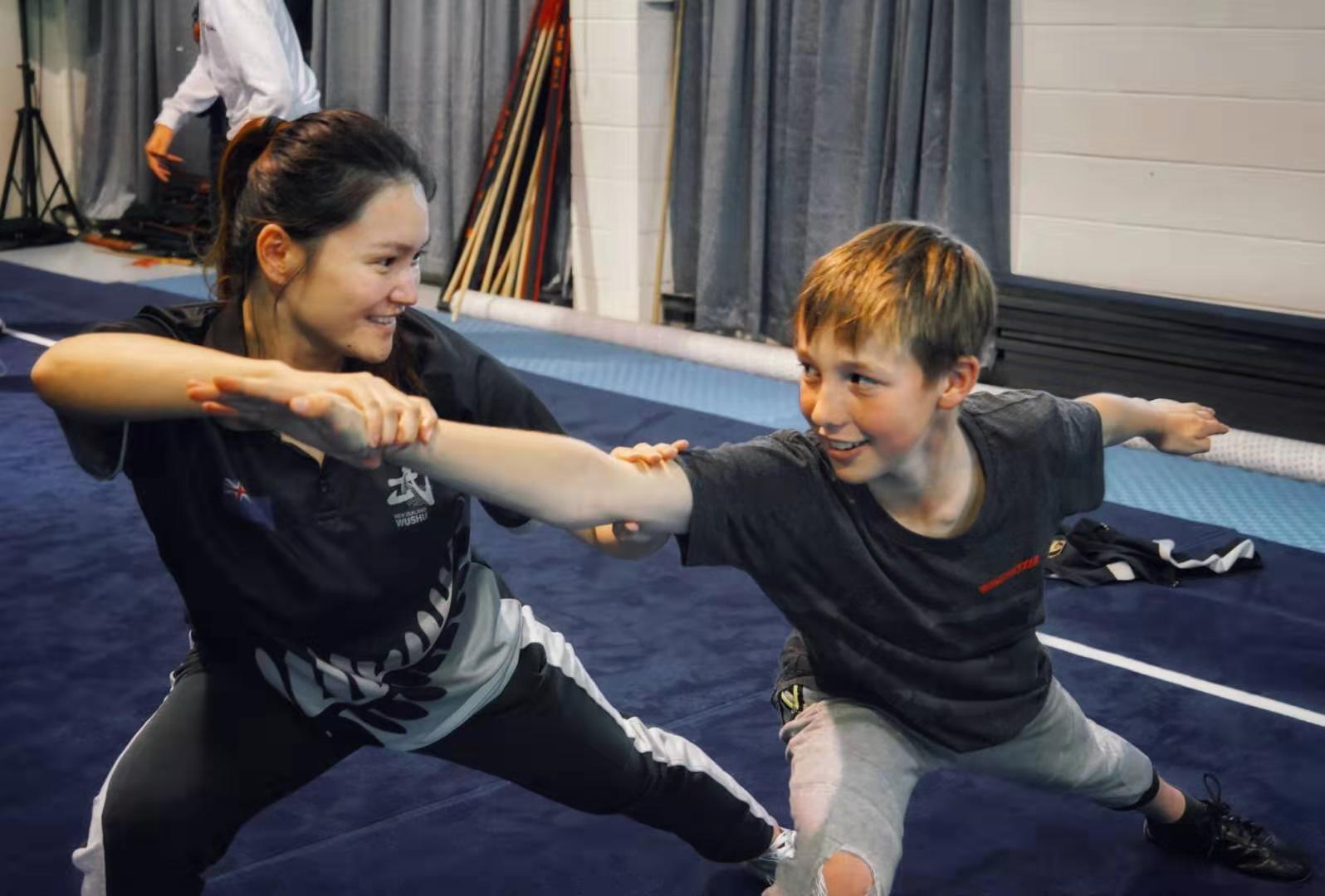 World Wushu Kungfu Day 2019