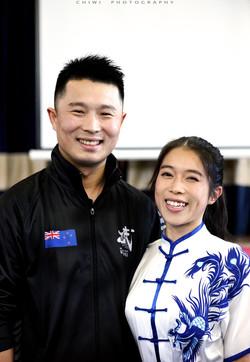 NZ Wushu Coaches