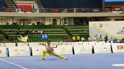 Kameron Li Qiangshu World Junior Wushu C