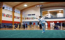 Jian / Straight Sword NZ Wushu