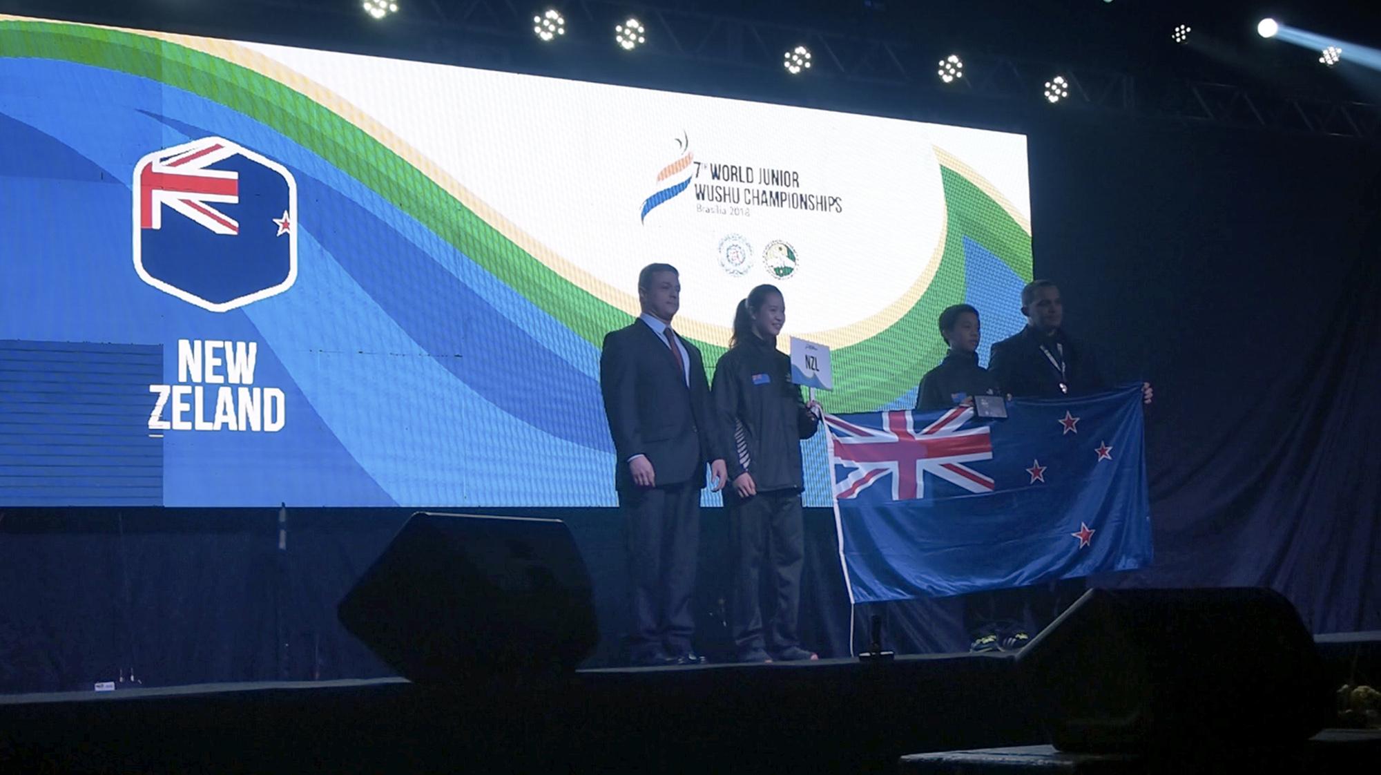 Opening ceremony NZL wix
