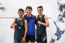 Sanda Kickboxing Team 2020