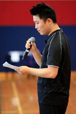 Coach Wei Zhao - NZ Wushu