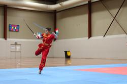 Shuang Jian Double Sword NZ Wushu