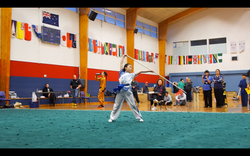 Spear New Zealand National Kung fu Wushu Championship 2016