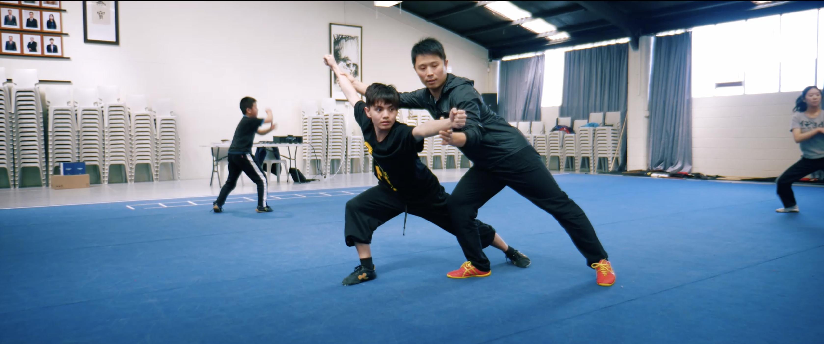 Changquan, Long Fist, NZ Wushu