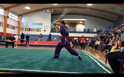 Three-sectional-staff NZ Wushu