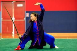Liang Li - Tai Chi Teacher NZ Wushu
