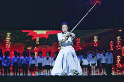 NZ Wushu Skycity performance 02
