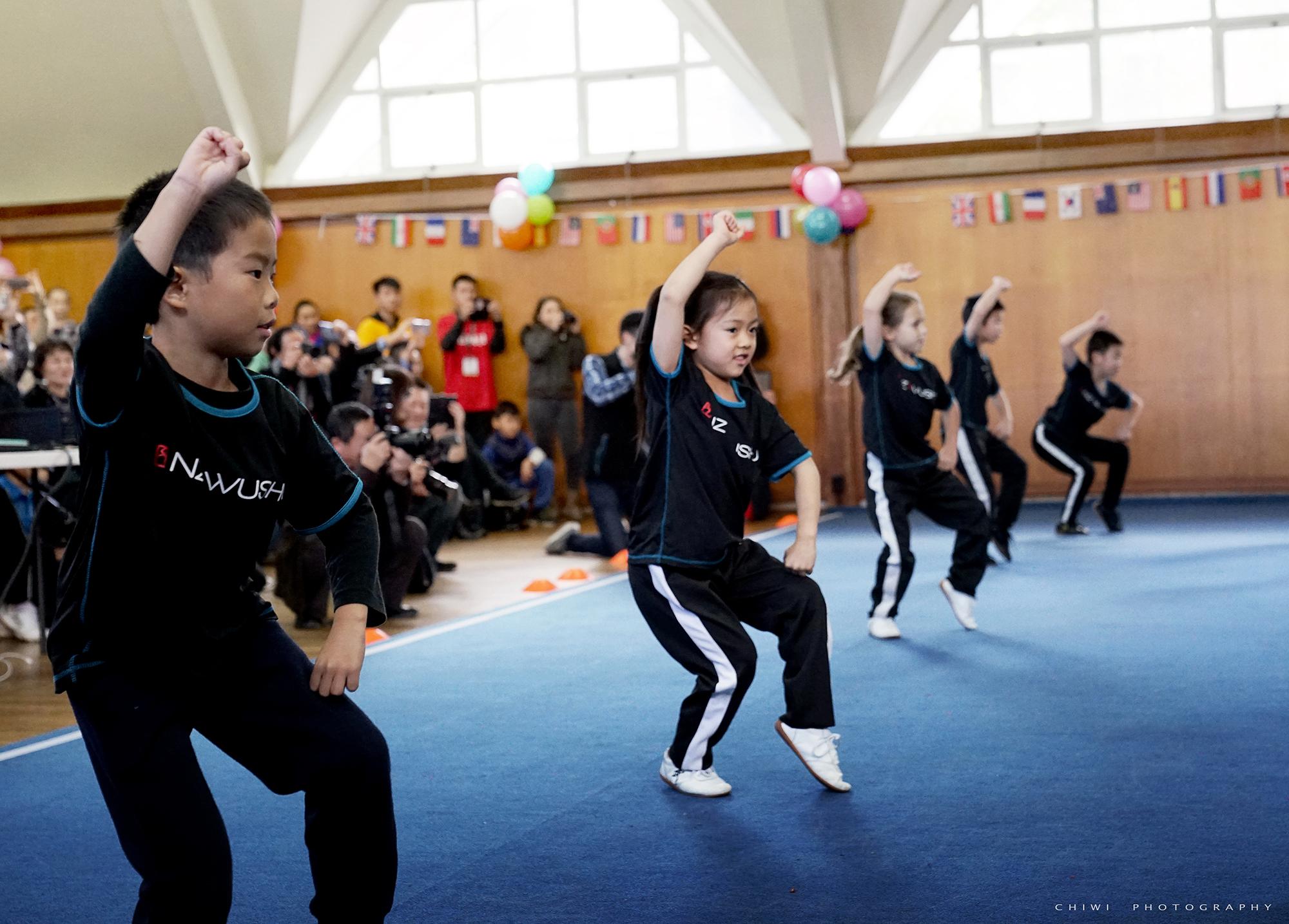 NZ Wushu Kids