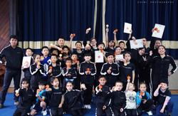 NZ Wushu Grading September 2018
