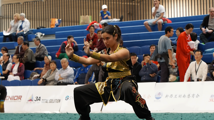 Female Nanquan Southern Style Fist, New Zealand National Championships 2018, Auckland