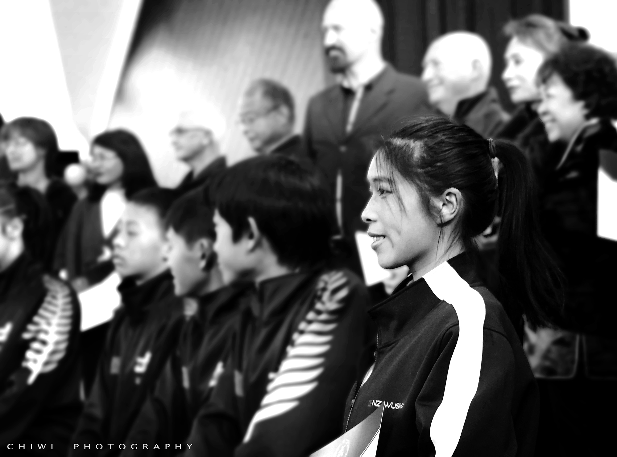 Team photo NZ National Development Squad