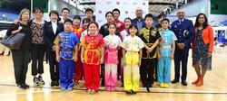 NZCA Easter Sports Tournament Performanc