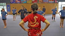 NZ Wushu Teaching in Hamilton