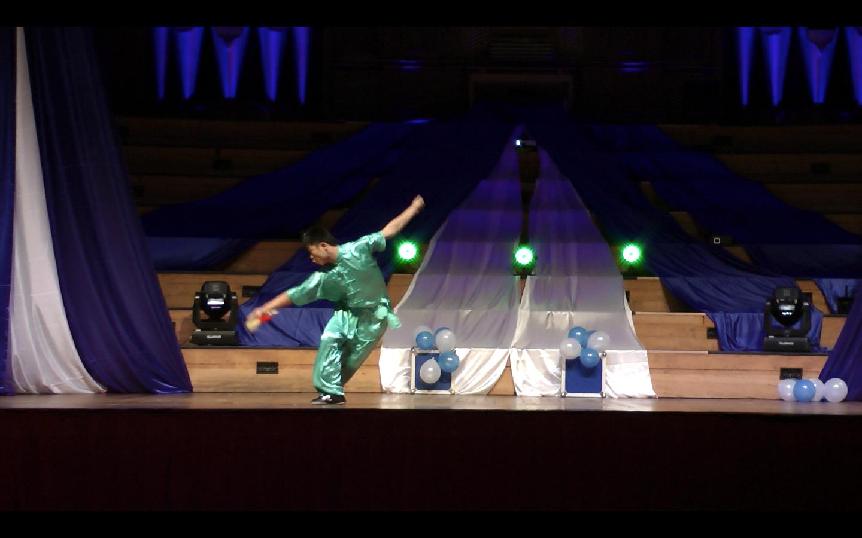 Wei Zhao Drunken Sword Performance