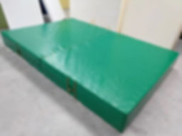 Green crash mat NZ Wushu Shop.jpg