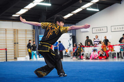 Ethan De Guzman - Long Fist, Wushu