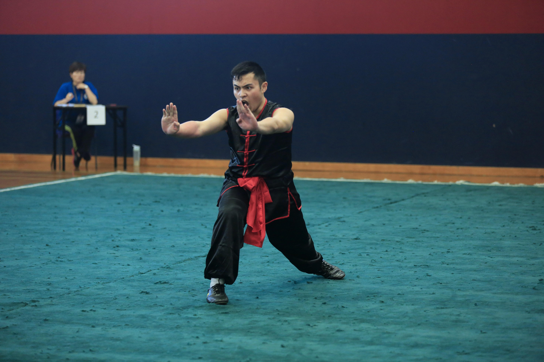 Southern Style Fist 南拳 - NZ Wushu