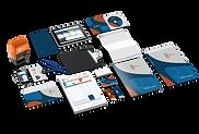 Za vaše podjetje vam ponujamo izdelavo celostne grafične podobe, ki zajema logotip, barvno shemo podjetja, tipografijo, slogan podjetja, oblikovanje dokumentov, žig, reklamni material.