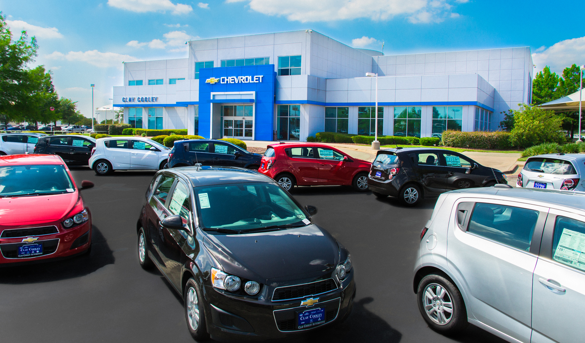 Pushing The Needle In Volume Clay Cooley Chevrolet | DFW DEALERSHIPS | Home