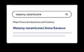 """Wyniki Google dla zapytania """"wazony ceramiczne"""""""