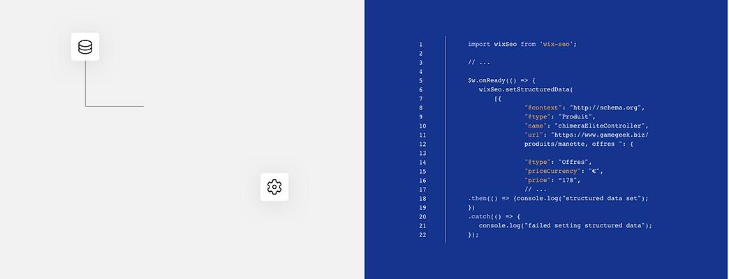 Travailler avec l'IDE de Velo pour une personnalisation avancée du code côté client.